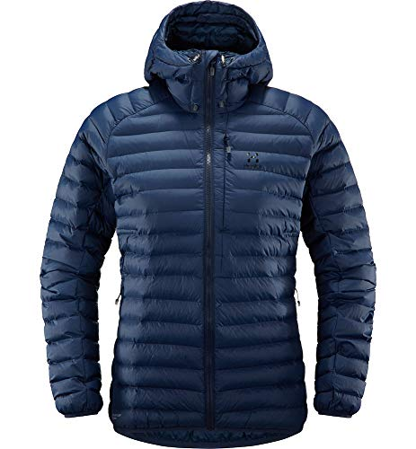 Haglöfs Essens Mimic Daunenjacke, Synthetik XS blau (tarn Blue)