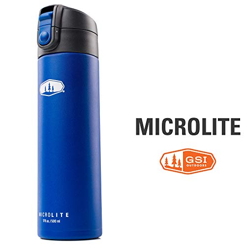 GSI Outdoors Glacier Stainless Microlite 500 Isolierflasche