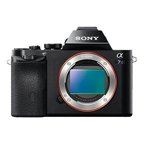 Sony Alpha 7S E-Mount Vollformat Digitalkamera ILCE-7S (12,2 Megapixel, 7,6cm (3 Zoll) LCD Display, Full...