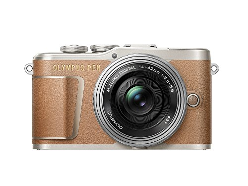 Olympus PEN E-PL9 Kit, Micro Four Thirds Systemkamera und M.Zuiko Digital ED 14-42 mm F3.5-5.6 EZ...