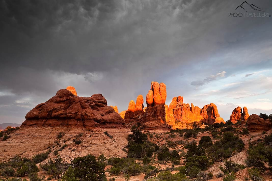 Südwesten der USA - Arches Nationalpark