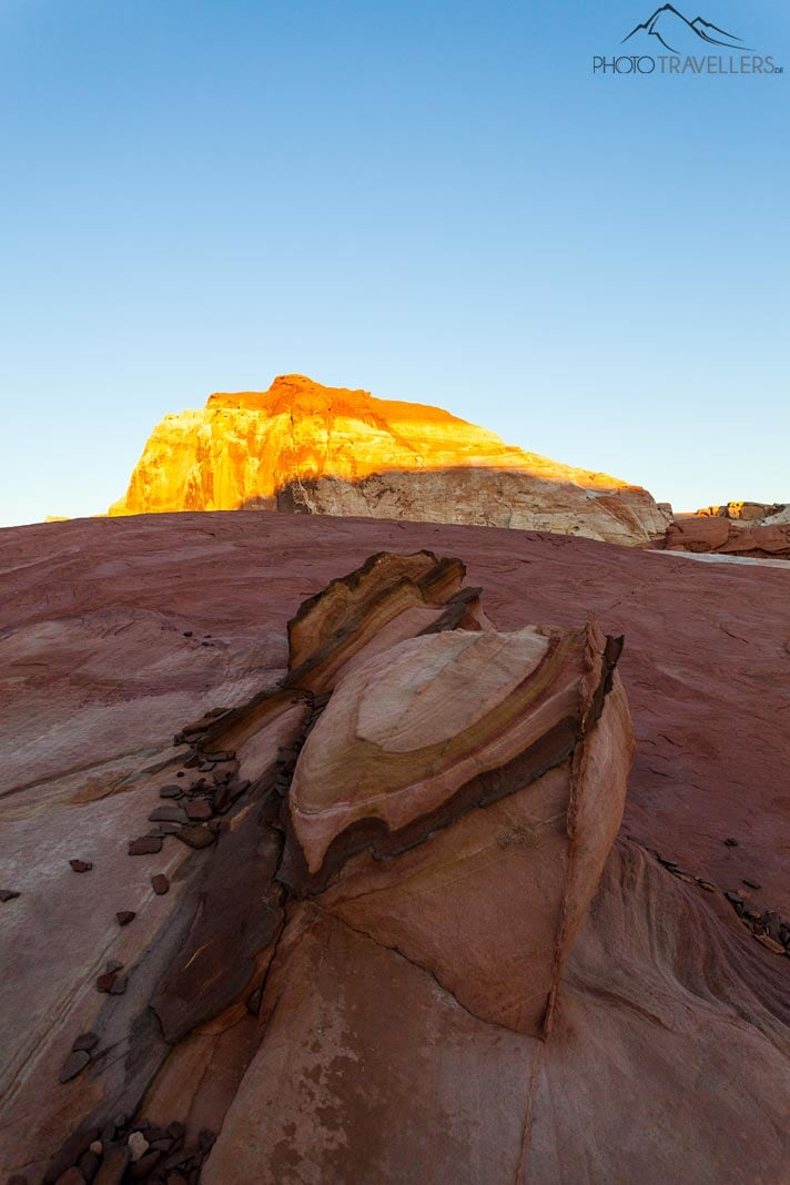 Sonnenaufgang im Valley of Fire