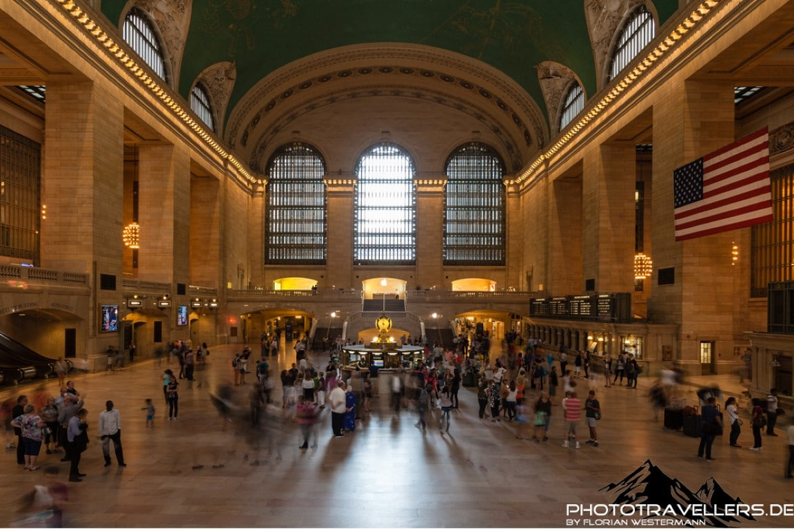 Die Top-Sehenswürdigkeit: Grand Central Station