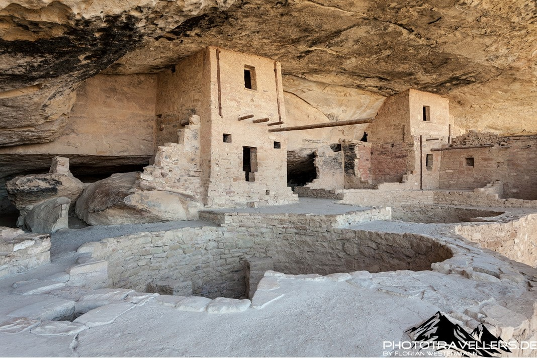 Balcony House im Mesa Verde Nationalpark