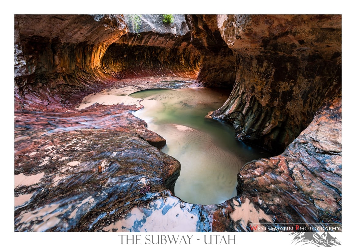 The Subway Utah