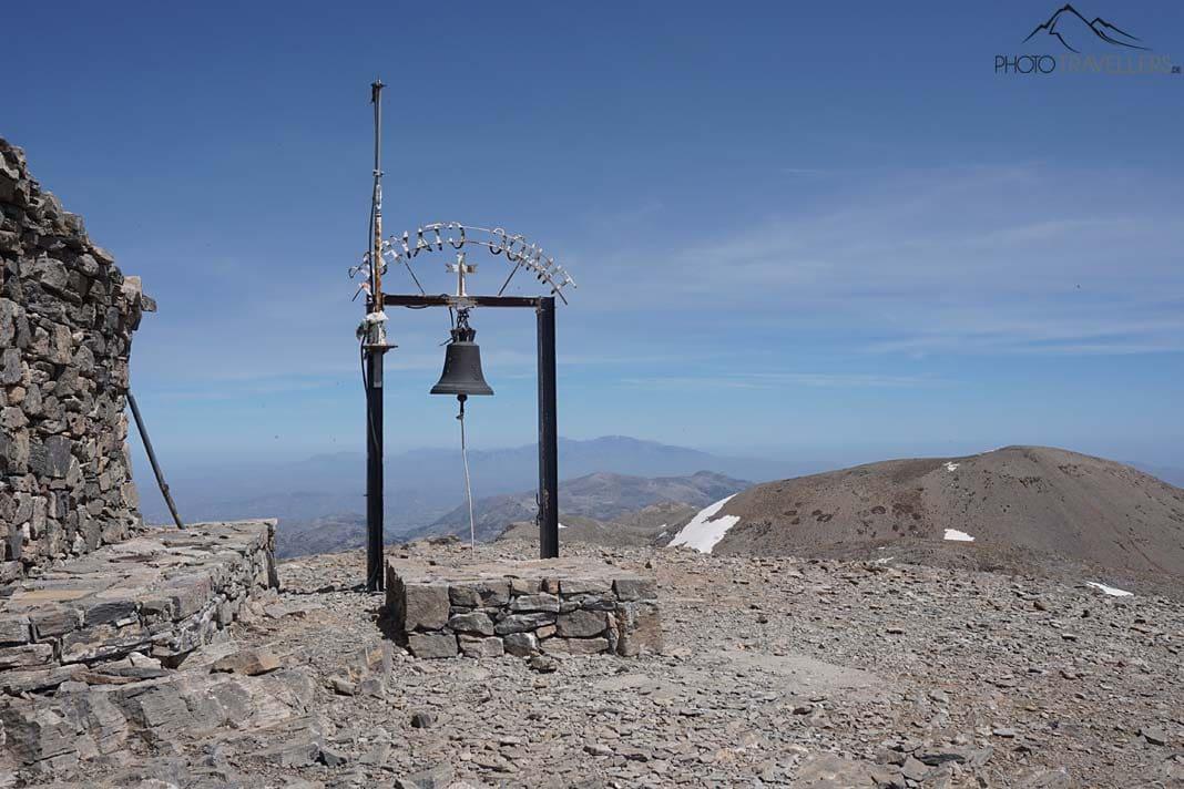 Die Glocke auf dem Psiloritis muss man unbedingt läuten