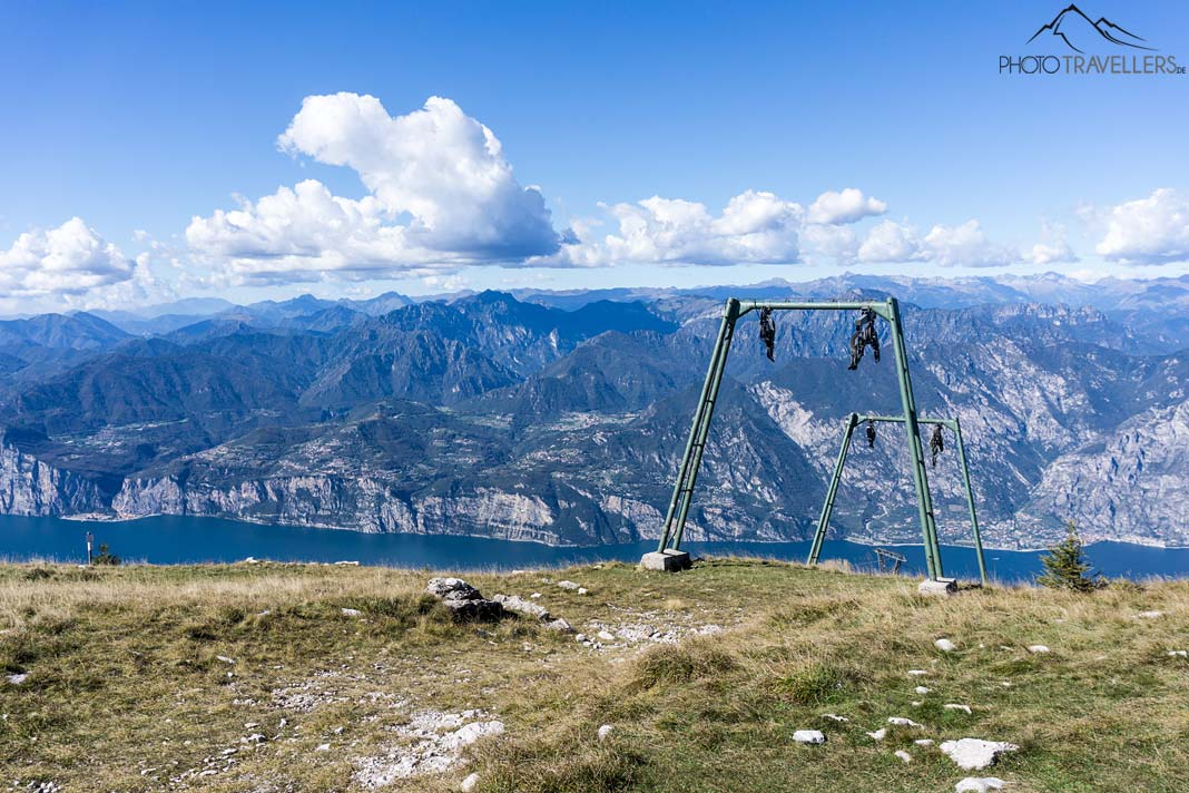 Sessellift Monte Baldo