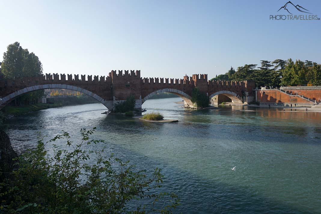 Ponte Scaligero in Verona