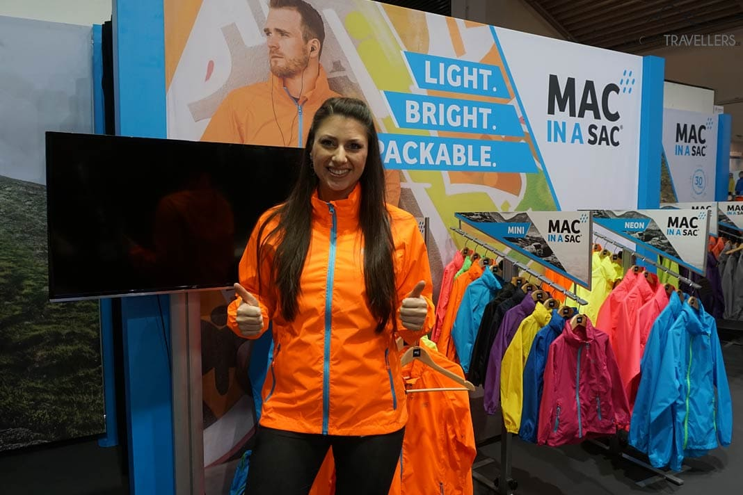 ISPO-Stand Mac in a Sac