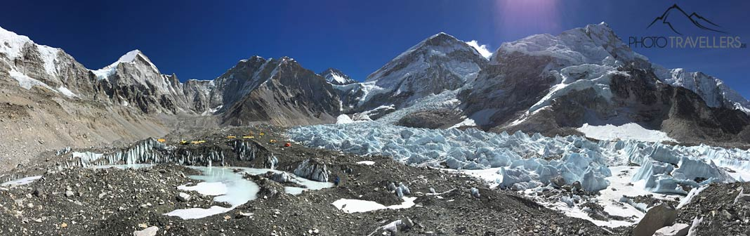 Panorama Everest Base Camp
