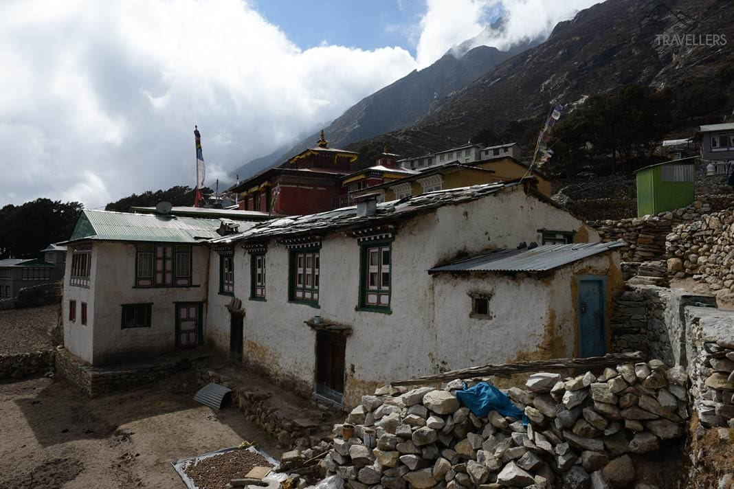 Haus in Upper Pangboche