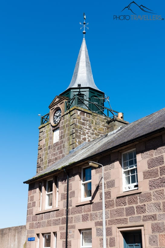 Clock Tower Stonehaven