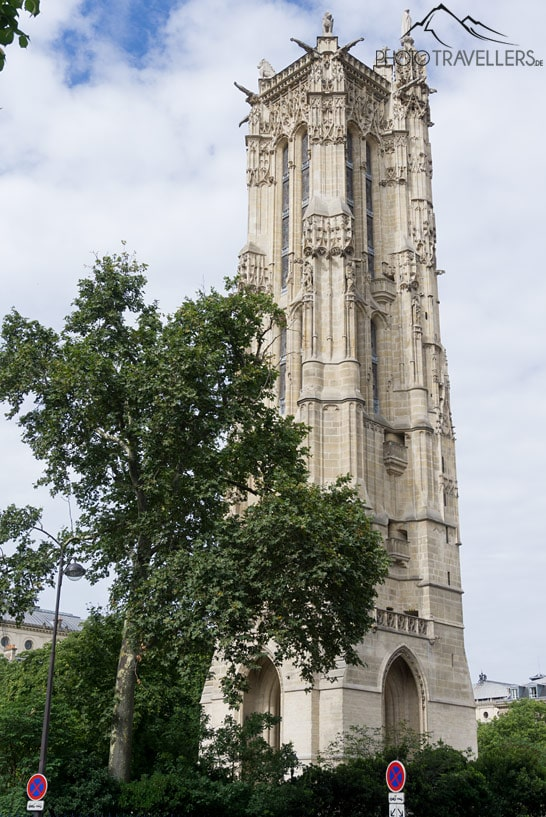Turm Saint Jacques