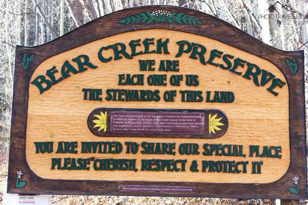 Schild Bear Creek Preserve