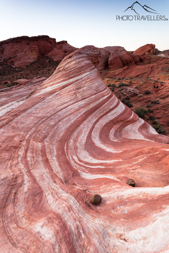 Die Firewave im Valley of Fire