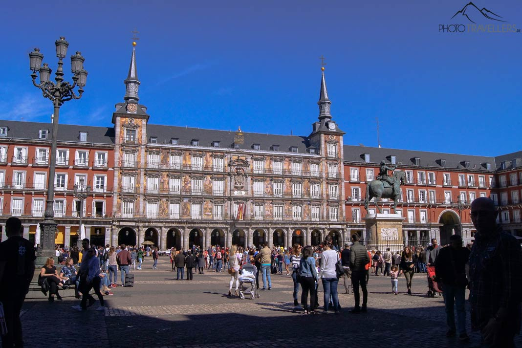 Die Plaza Mayor