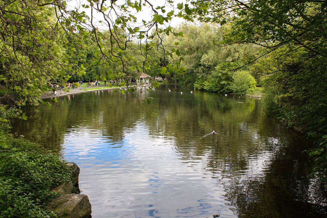 Dublin St. Stephens Green