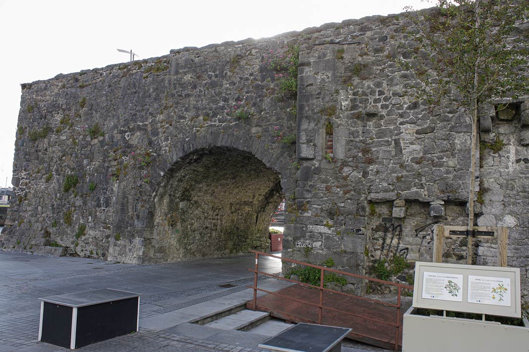 Spanish Arch in Galway