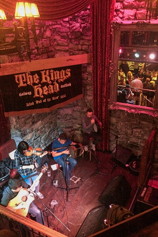 Kings Head Livemusik