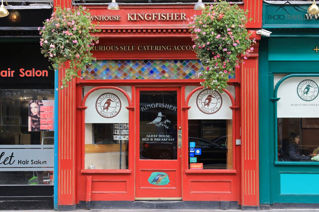 Hoteltipp Dublin: The Kingfisher Townhouse