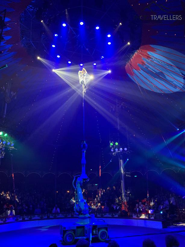 Artist im Circus