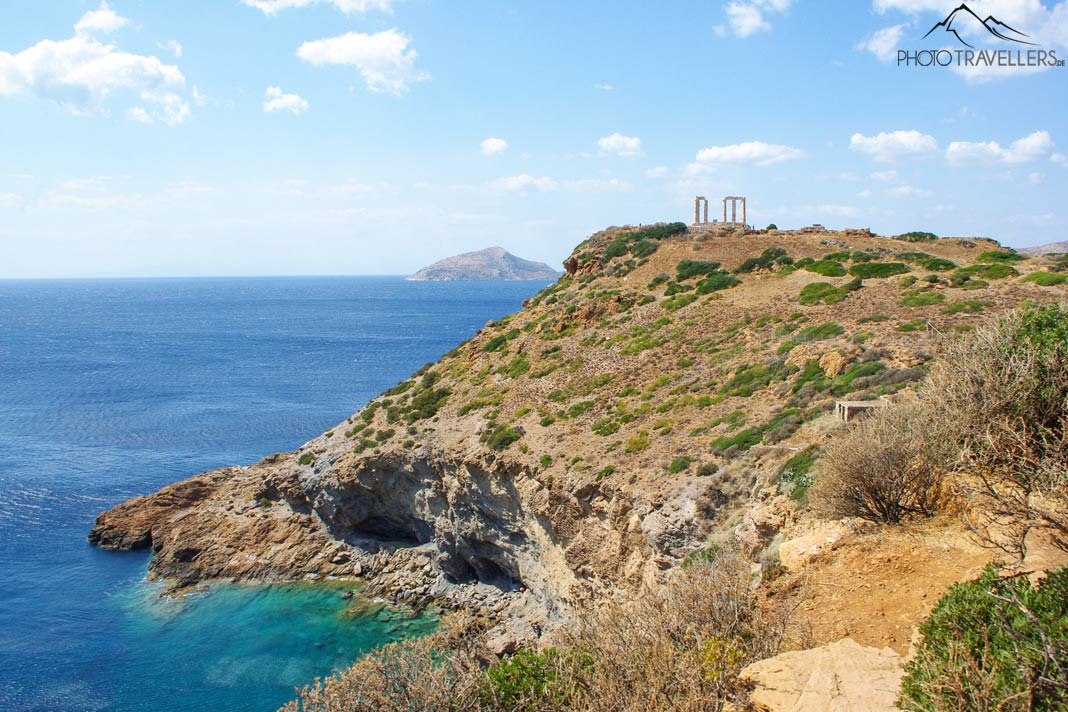 Das Kap Sounion