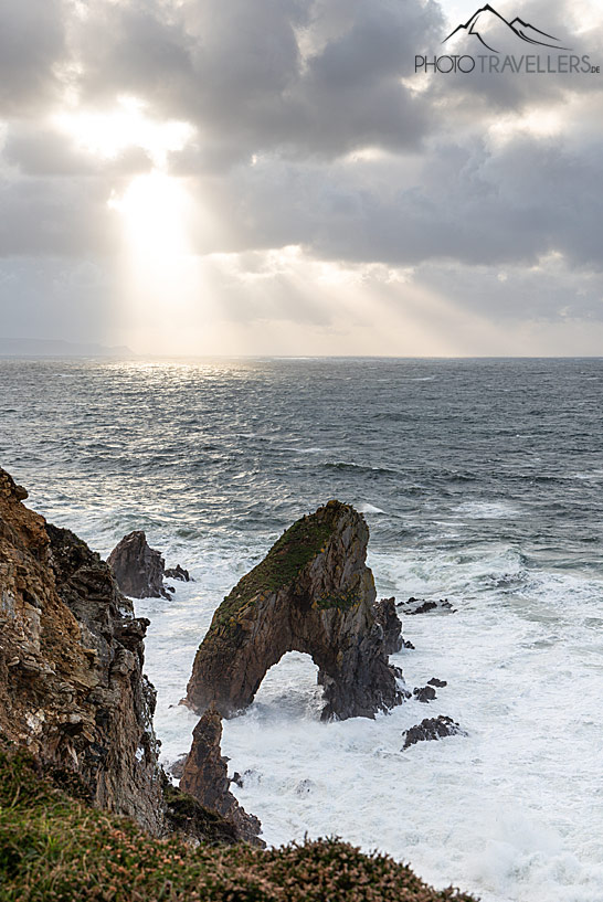 Die Crohy Head Sea Arch