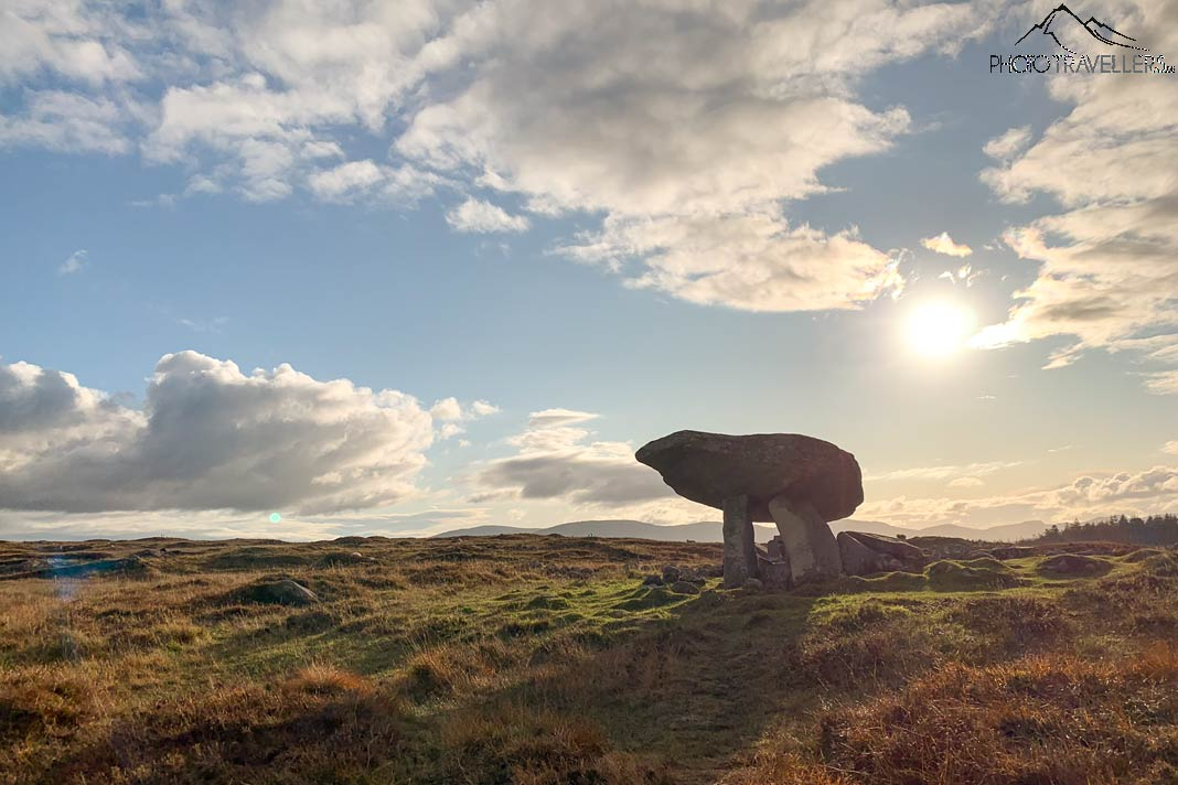 Dolmen Donegal County