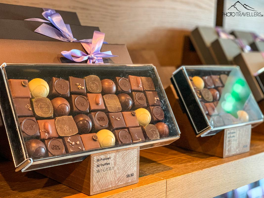 Max Chocolatier in Luzern