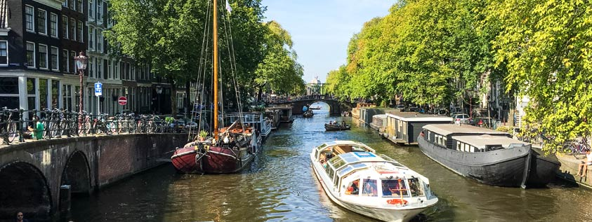 You have to see these places in Amsterdam