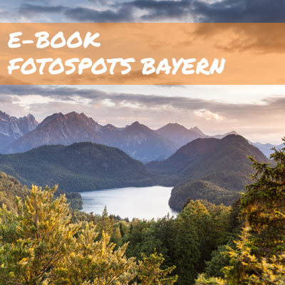 E-Book Fotospots in Bayern