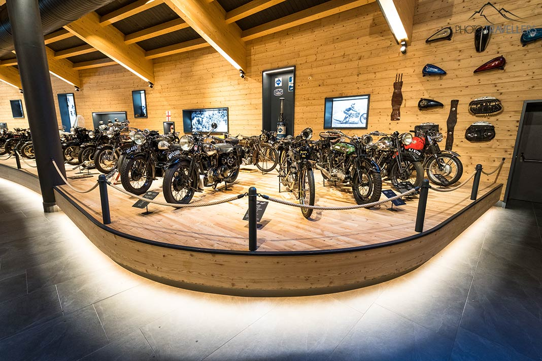 Das Top Mountain Motorcycle Museum