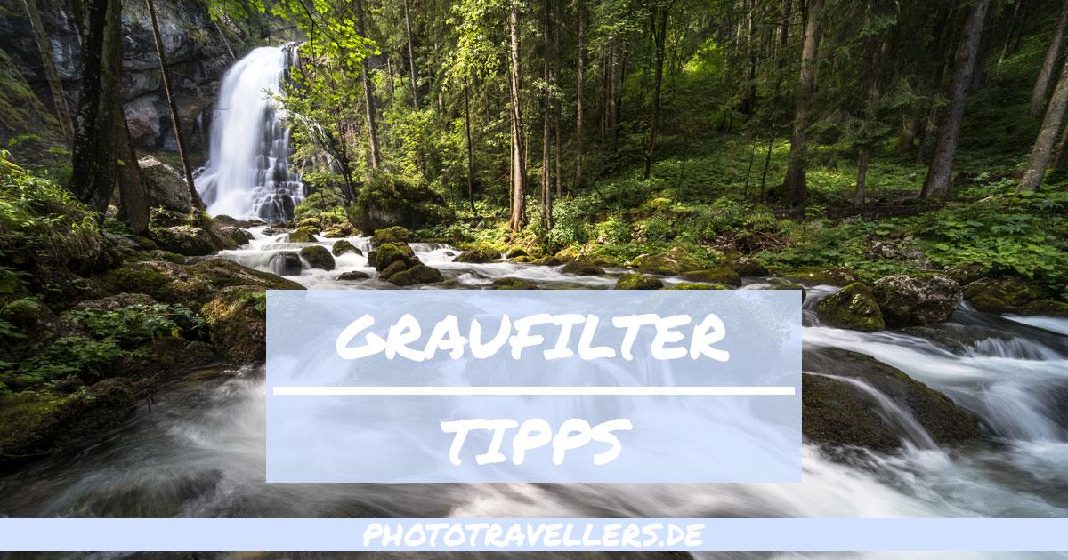 ND Filter (Graufilter): 13 Tipps zu Langzeitbelichtung, Test & Kaufberatung