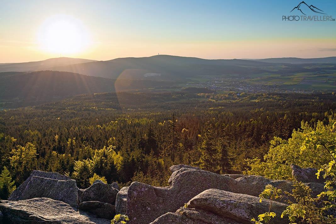 Fichtelgebirge Sehenswürdigkeiten: diese 21 schönen Orte musst du sehen [mit Karte]
